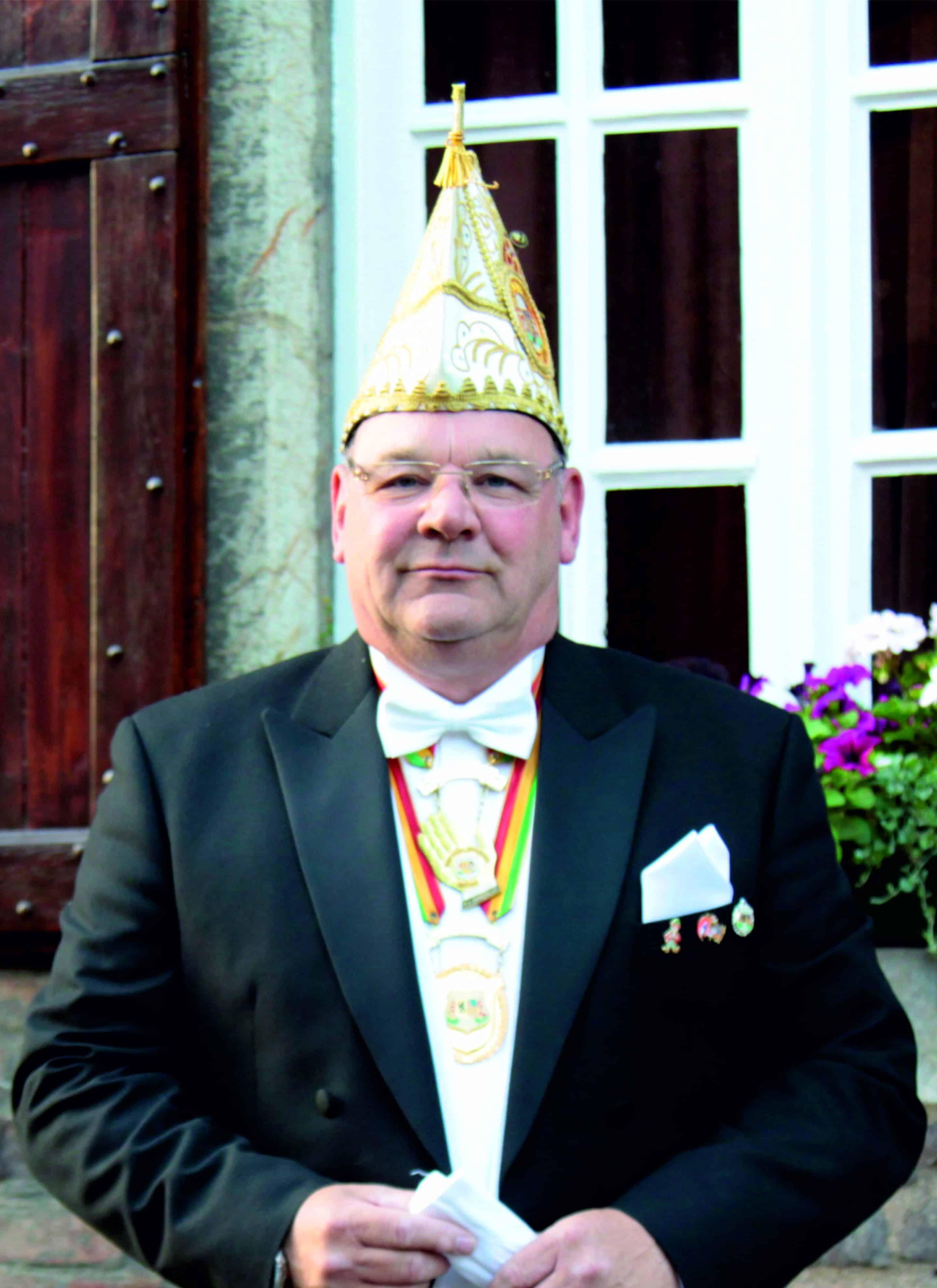 Beschermheer Fred Leuven