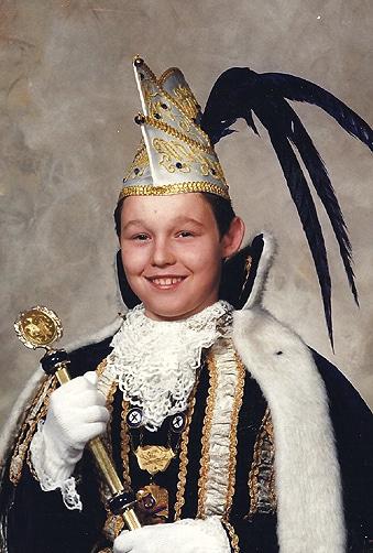 Robin I Dingemans 1989