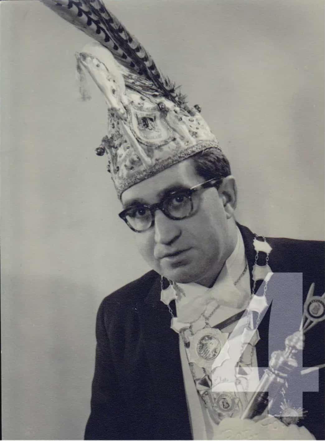 Nic Hommel 1956-1973