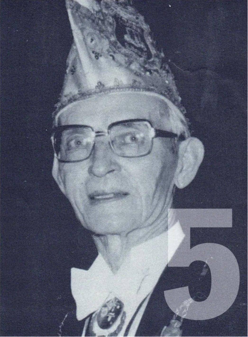 Sjef Dohmen 1974-1986