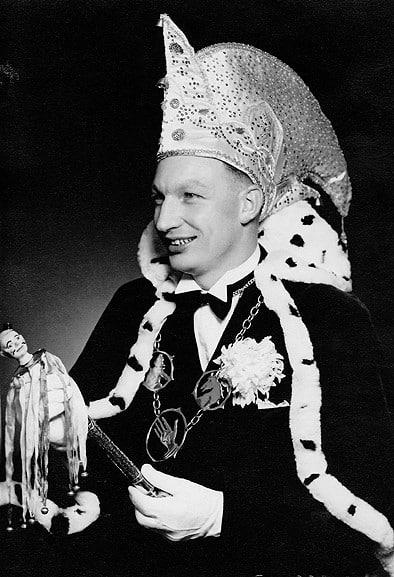Wiel II Jongen 1953