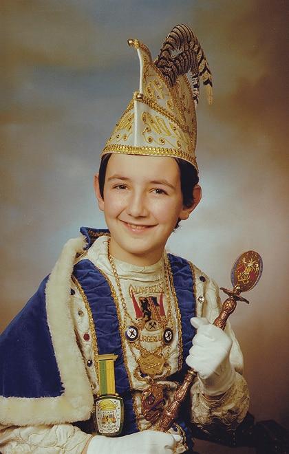 Danny I van Vlodrop 1981