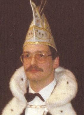 Peter II Jongen 1985